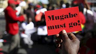 Student arrested over 'step down Mugabe' placard at graduation ceremony