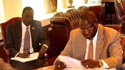 UN urges South Sudan to respect rights of Machar's deported spokesman