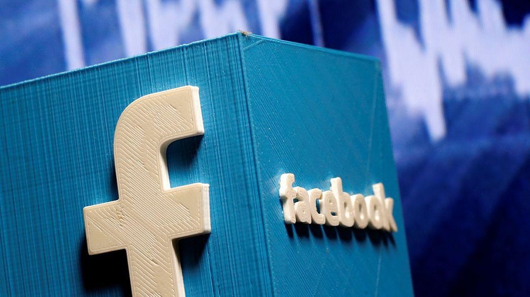 Facebook a braços com a justiça italiana e alemã