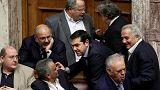 Yunanistan'da kabinede büyük değişiklik