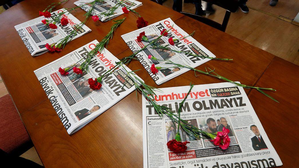 """""""Avrupa ülkelerinin çoğunluğu PKK'ya destek veriyor"""""""