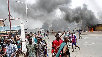 DR Congo, opposition defies protest ban amid police crackdown