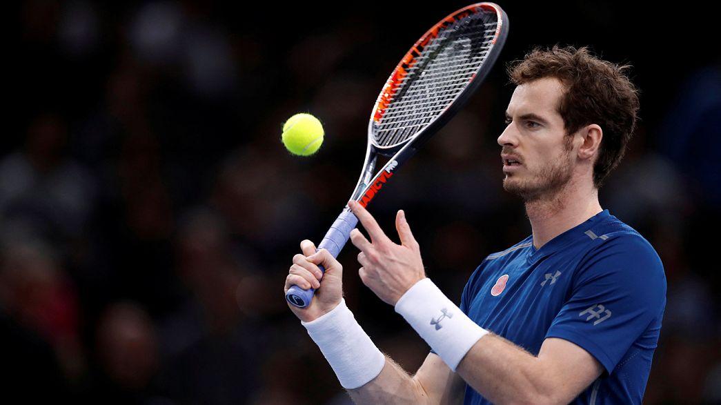 Novak Djokovic cai do trono, Andy Murray é o novo rei do ténis mundial