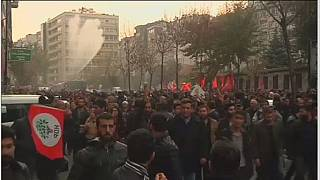 Turquie: vague de protestations
