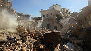 Χαλέπι: Μαίνονται οι σφοδρές μάχες και οι βομβαρδισμοί