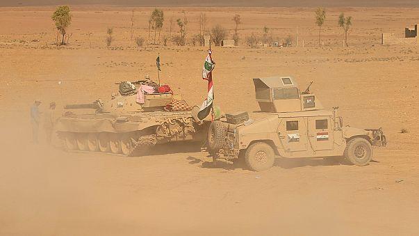 Irakische Armee macht jetzt auch von Süden erfolgreich Druck auf Mossul