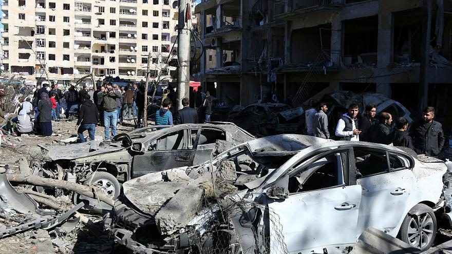 Курдские боевики взяли на себя ответственность за теракт в Диярбакыре