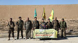 Síria: Começou o assalto a Raqqa