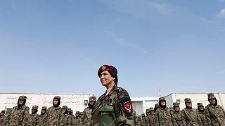 Άρωμα... γυναίκας στον αφγανικό στρατό