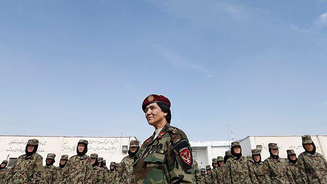 Frauen in der Armee in Afghanistan - im Kampf gegen die konservative Gesellschaft