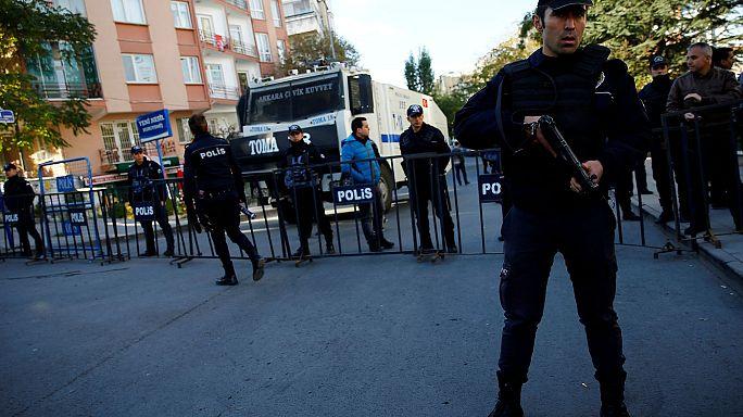 El prokurdo HDP suspende su actividad en el Parlamento turco