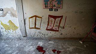 Suriye'de rejim uçakları ana okulunu vurdu: En az 6 çocuk öldü