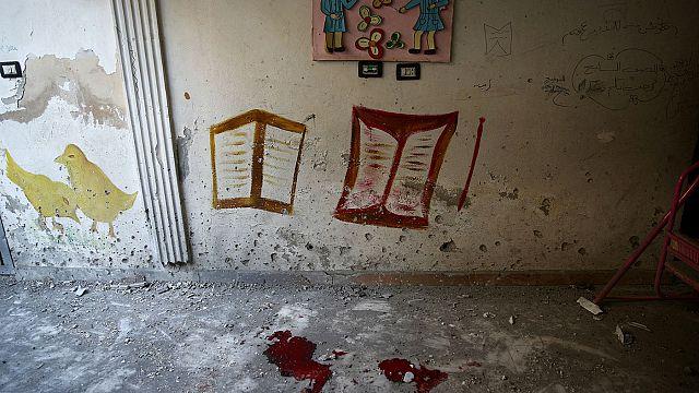 Siria: colpi d'artiglieria su un asilo ad Harasta, morti sei bambini