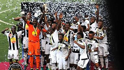 TP Mazembe wins CAF Confederation Cup