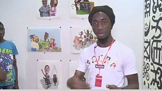 Nigeria : la foire internationale d'art contemporain
