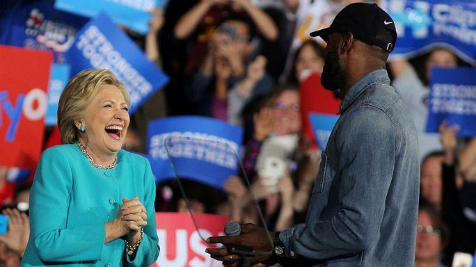 """EUA: FBI reafirma que Hillary Clinton não cometeu crime no """"emailgate"""""""