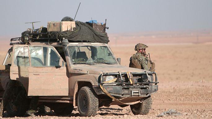Ofensiva contra Raqa, refugio de los yihadistas de Siria