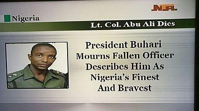 Le Nigeria pleure un soldat, héros de la lutte contre Boko Haram