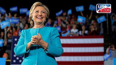 Entre espoirs et haine de Clinton, une dernière tournée marathon — Donald Trump