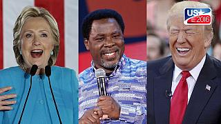 Hillary will be US president with 'narrow win' - Famed Nigerian televangelist