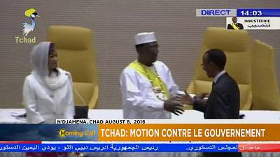 Tchad : Motion de censure contre le gouvernement [The Morning Call]