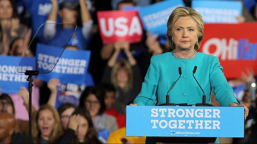 Клинтон призвала американцев к объединению