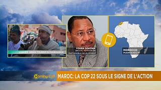 Maroc: La COP 22 sous le signe de l'action [The Morning Call]