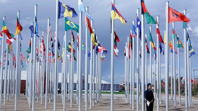 COP22: UN-Klimakonferenz in Marrakesch eröffnet