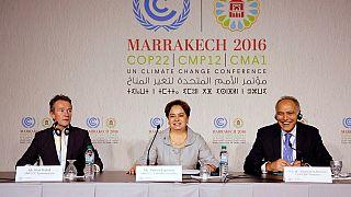 Ouverture de la COP22 à Marrakech, les attentes africaines