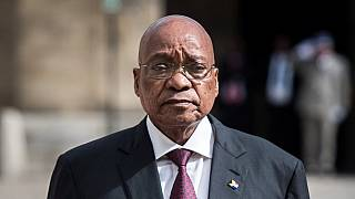 Zuma writes to anti-corruption body over leaked audio recording