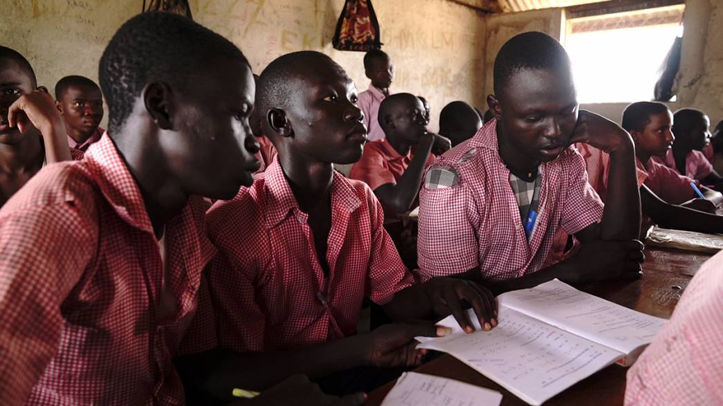 Kakuma: As crianças refugiadas que aprendem a mudar o futuro