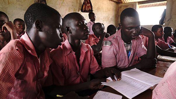 Кенія: адаптоване навчання для дітей-біженців