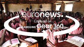 360° video: inside Kakuma's refugee camp primary schools