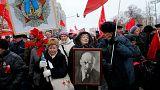 75. Jahrestag der Militärparade in Moskau