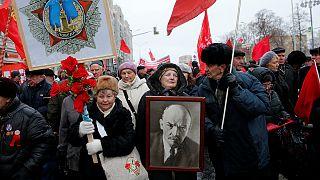 Москва: военный марш в условиях напряженности