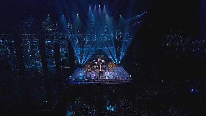Justin Bieber y Lady Gaga arrasan en los premios MTV Europe Music