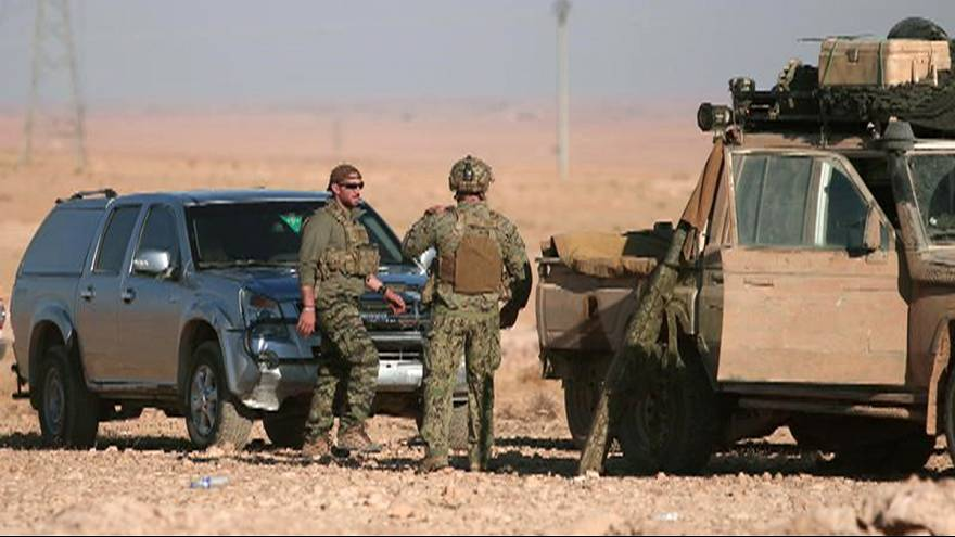 Turkey warns against Kurdish takeover of Raqqa as ISIL capital faces encirclement