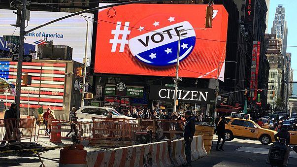 Presidenciales en EE.UU: Los artículos más compartidos en la red
