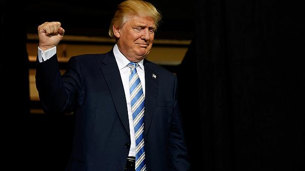 US election: Trump makes his last pitch to voters