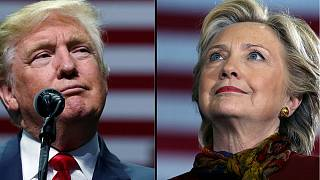 ABD'de başkan adaylarının seçim öncesi son televizyon reklamları