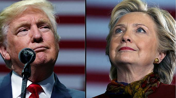 US presidential candidates release last campaign ads
