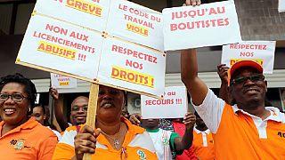 Côte d'Ivoire : grève des fonctionnaires contre la réforme des retraites