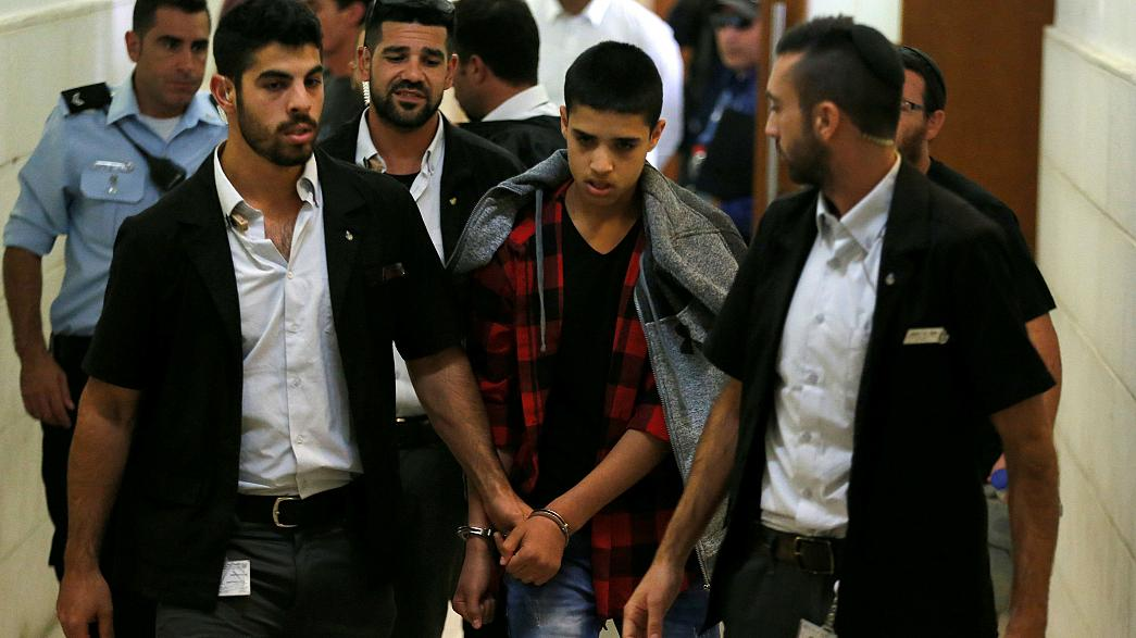 الحكم بالسجن 12 عاما على طفل فلسطيني لشروعه في قتل شاب إسرائيلي