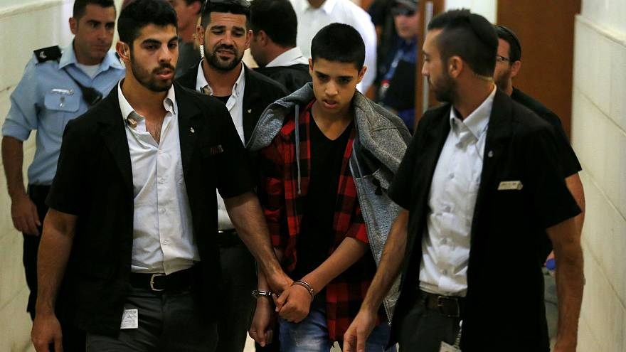 Israel jails a 14-year-old Palestinian for 12 years for double stabbing attack