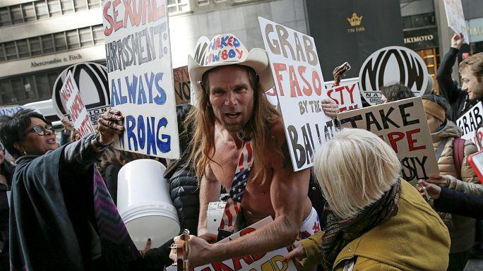 US-Wahlkampf: Egal wie die Wahl ausgeht, gefeiert wird in New York