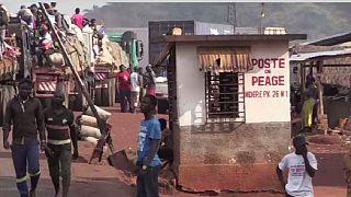 RCA : le poste de douanes de PK 26 à nouveau opérationnel