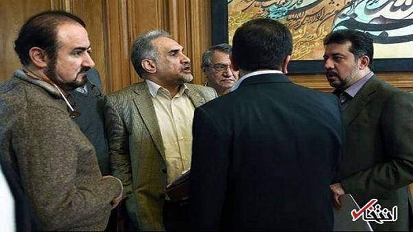 درگیری لفظی شدید در شورای شهر تهران برسر تخلفات شهرداری
