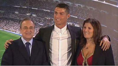 Ronaldo prolonge au Real