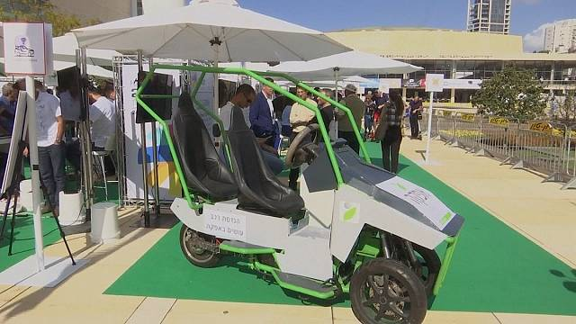 Nuevos vehículos híbridos para limitar la contaminación