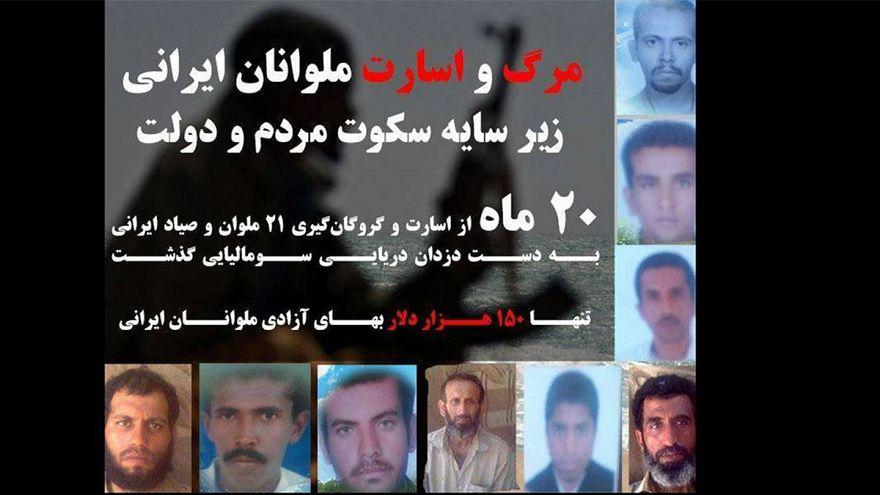 کسی به فکر صیادان ربوده شده ایرانی نیست